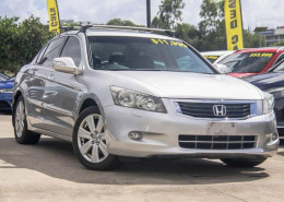 Honda Accord V6 Luxury 50