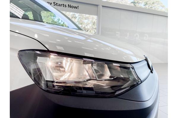 2021 Volkswagen Caddy 5 Caddy Wagon Image 5