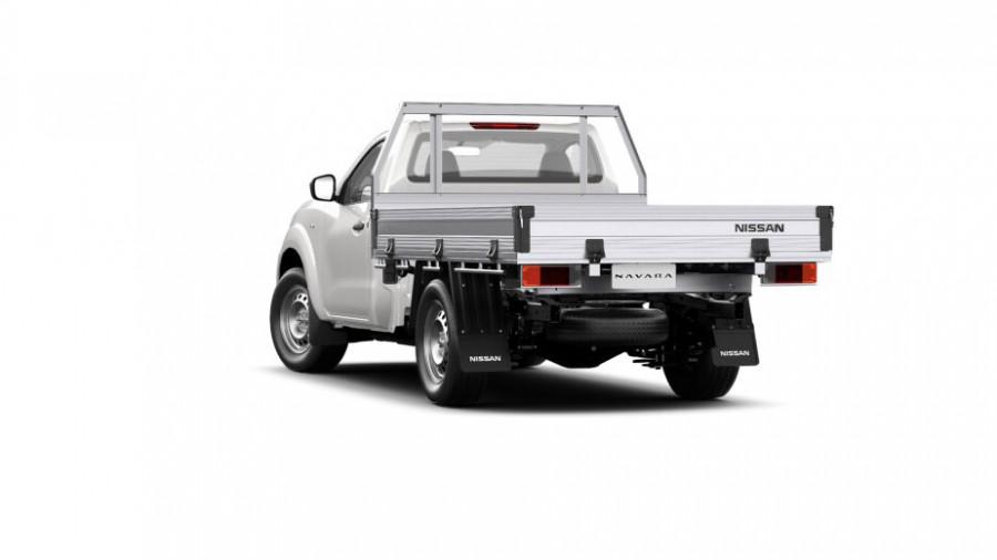 2021 Nissan Navara D23 Single Cab SL Cab Chassis 4x4 Cab chassis Image 24