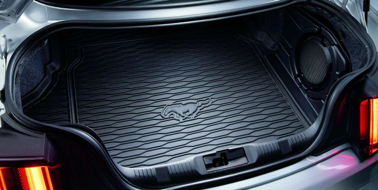 "<img src=""Luggage Compartment Mat"