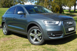Audi Q3 TDI 8U Turbo