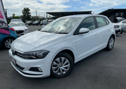 Volkswagen Polo 70TSI Trendline AW MY20