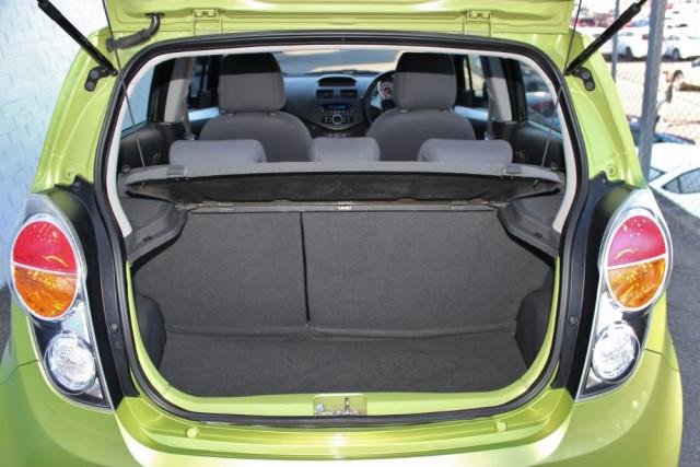2011 Holden Barina Spark MJ  CD Hatchback Mobile Image 9
