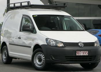 Volkswagen Caddy TDI250 SWB Trendline 2K MY15