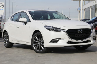 Mazda 3 SP25 Astina Hatch BN