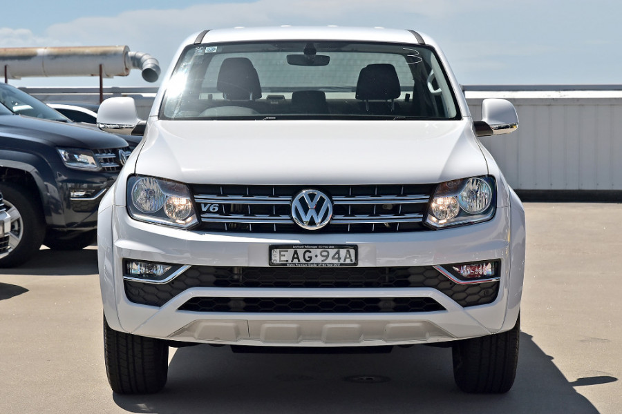 2017 MY17.5 Volkswagen Amarok 2H  TDI550 Sportline Utility