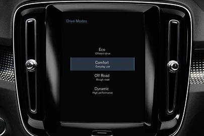 Drive modes Image