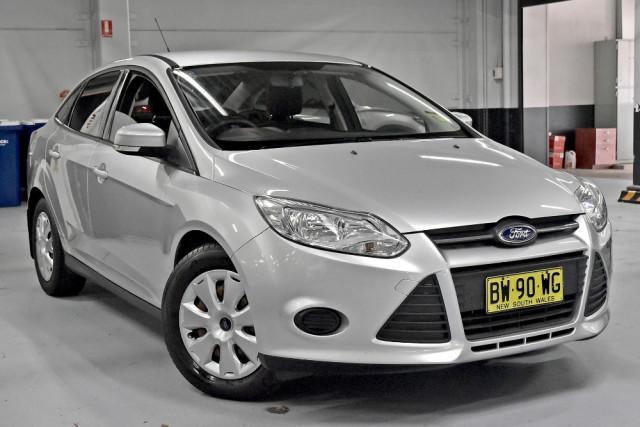2013 Ford Focus LW MKII Ambiente Sedan