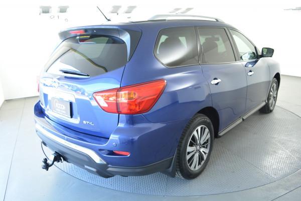 2016 Nissan Pathfinder R52 MY16 ST-L Suv