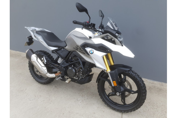 2021 BMW G 310 GS Motorcycle Image 4