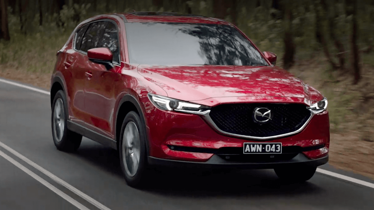 CX-5 SUV PERFORMANCE ON ANOTHER LEVEL