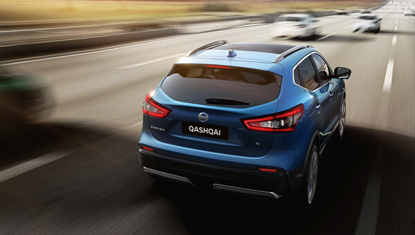 QASHQAI Steps in when you need it