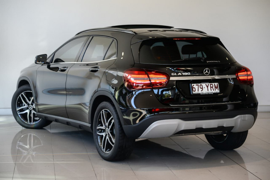 2018 Mercedes-Benz Gla180