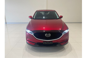 2018 Mazda CX-5 KF4W2A Tw.Turbo Akera Suv Image 4