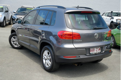 2011 MY12 Volkswagen Tiguan 5N 132TSI Suv Image 3