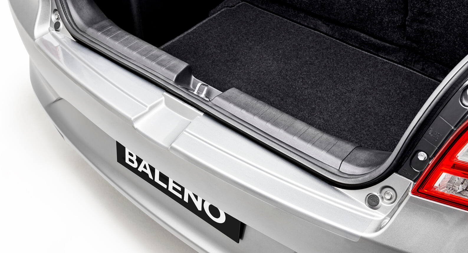 Baleno - Bumper Protection Film, Clear
