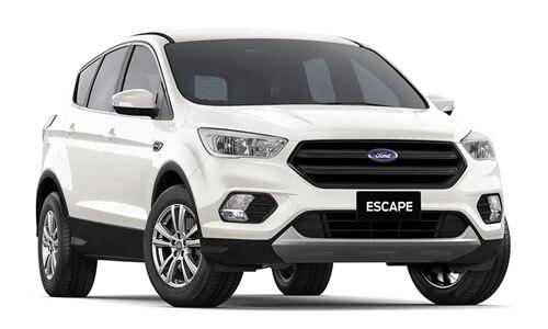2019 MY19.25 Ford Escape ZG Ambiente FWD Suv