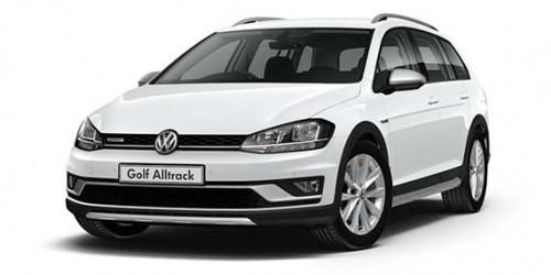 2018 Volkswagen Golf Alltrack 7.5 132TSI Wagon