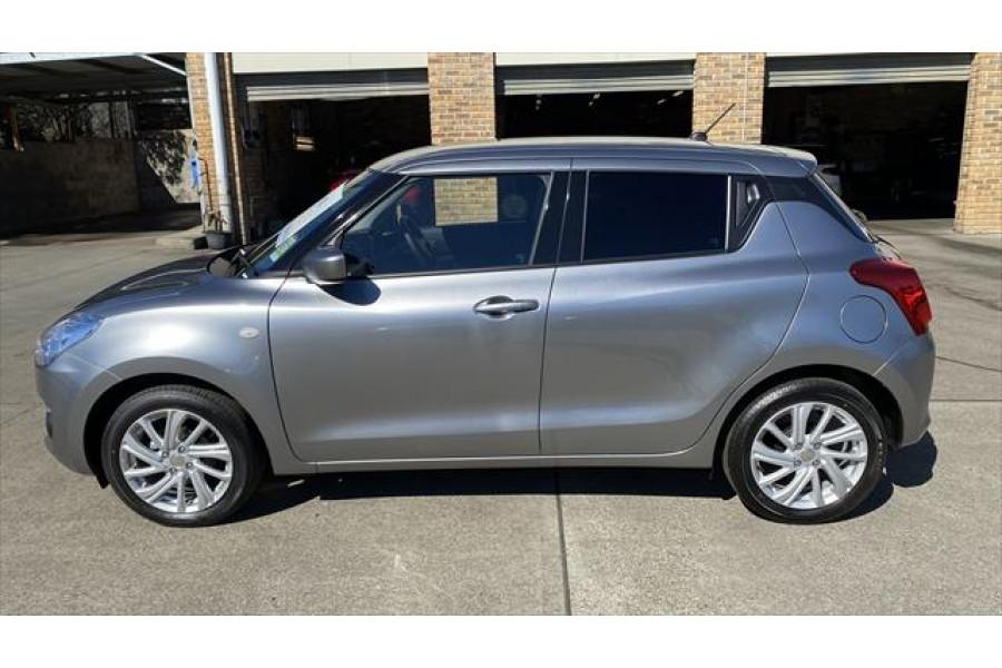 2021 Suzuki Swift AZ Series II GL Navigator Plus Hatchback