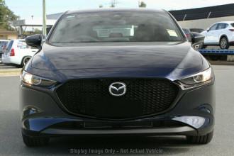 2021 Mazda 3 BP G20 Pure Hatchback Image 4
