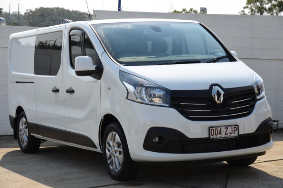 2019 Renault Trafic L2H1 Crew Van