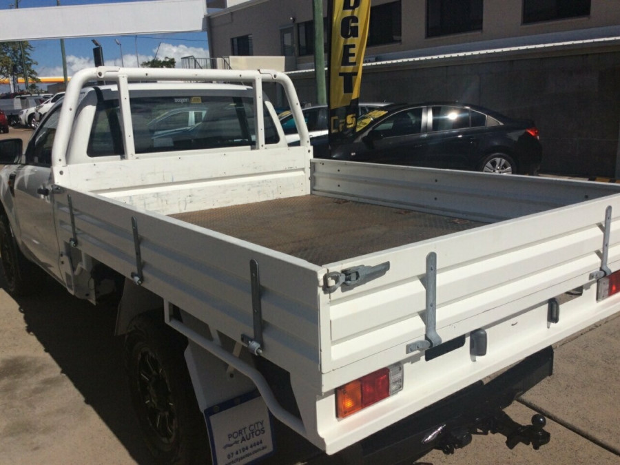 2014 Ford Ranger PX XL Cab chassis