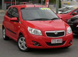 Holden Barina TK MY10