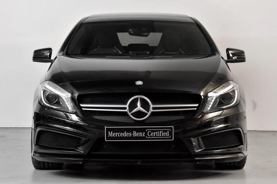 2013 Mercedes-Benz A-class A45 AMG