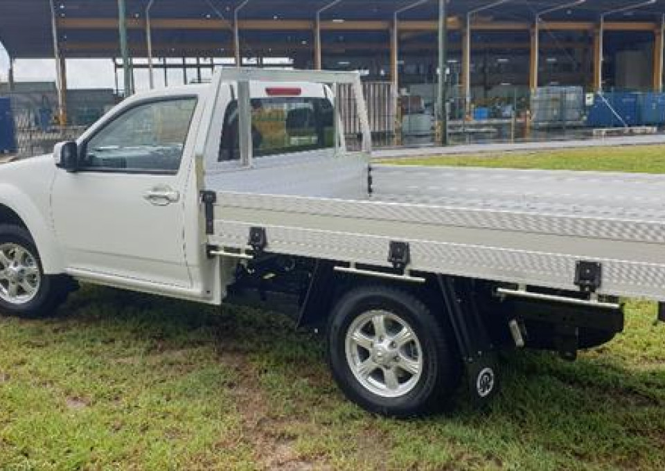 2019 MY18 Great Wall Steed K2  LUX Cab chassis