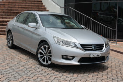 2013 Honda Accord 9th Gen MY13 V6L Sedan