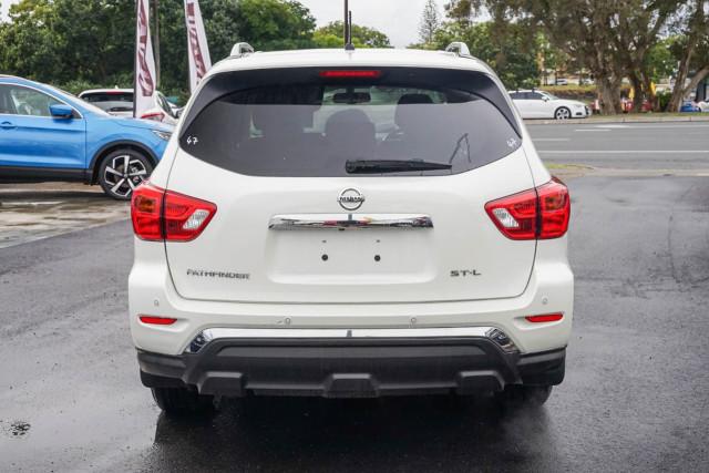 2018 Nissan Pathfinder R52 Series III MY19 ST-L Suv Image 4