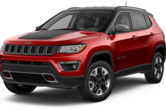 2017 MY18 Jeep Compass M6 Trailhawk Wagon