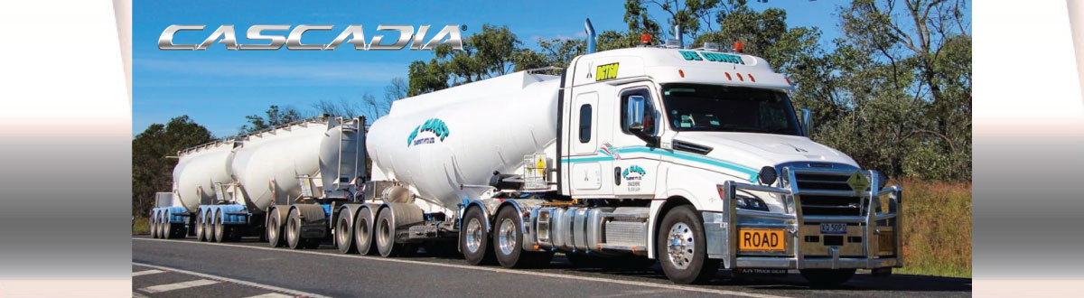 CASCADIA - THE BIG TRUCK WITH A LOW COST OF OWNERSHIP