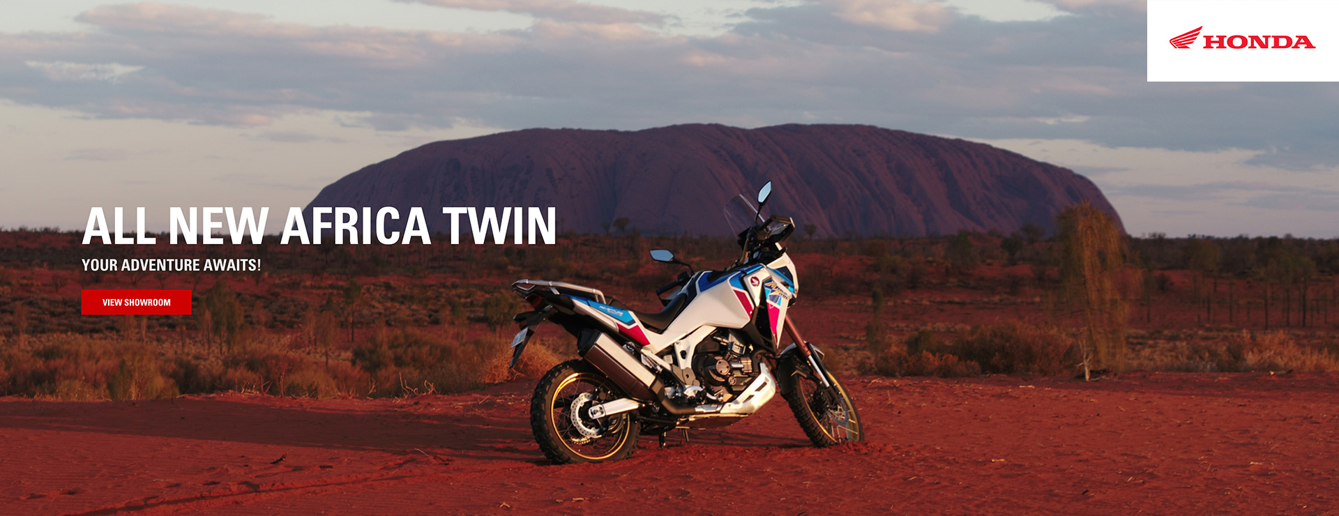 All New Africa Twin