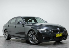 BMW 320d F30 MY0813