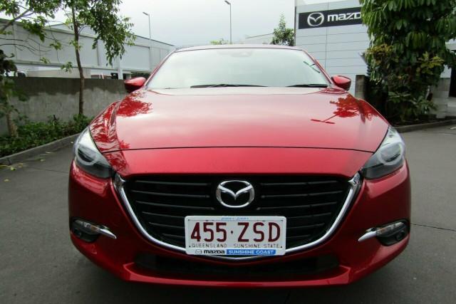 2018 Mazda 3 BN5436 SP25 SKYACTIV-MT GT Hatchback Image 3