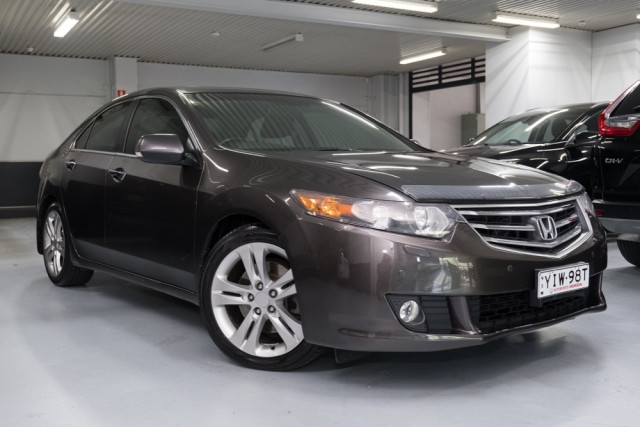 2010 Honda Accord Euro CU  Luxury Navi Sedan