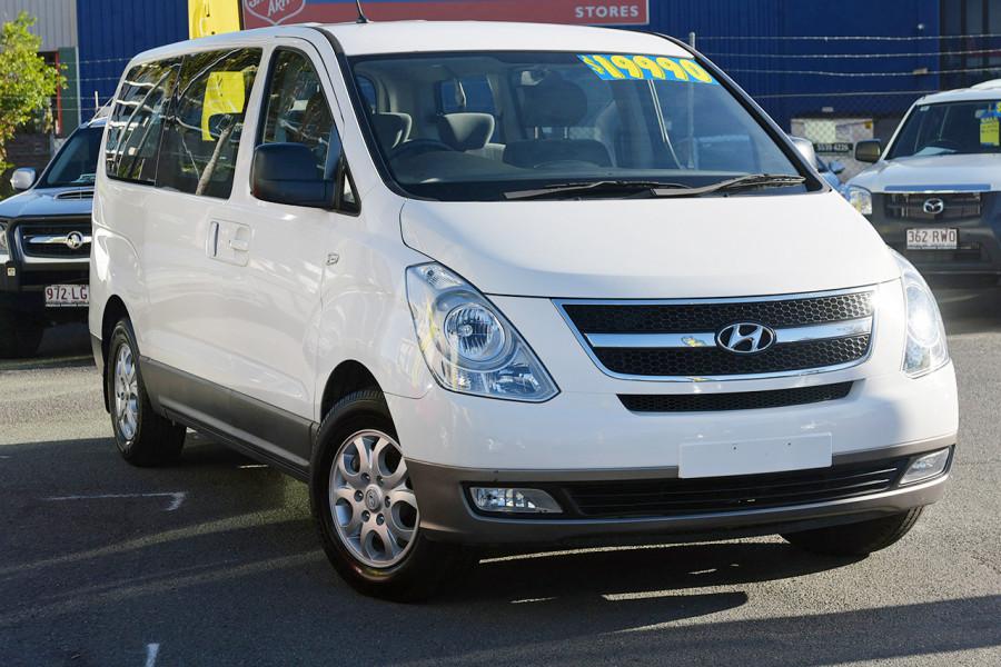 2013 Hyundai Imax TQ-W MY13 Wagon