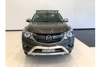 2017 Mazda BT-50 UR0YG1 Turbo GT 4x4 dual cab Image 3