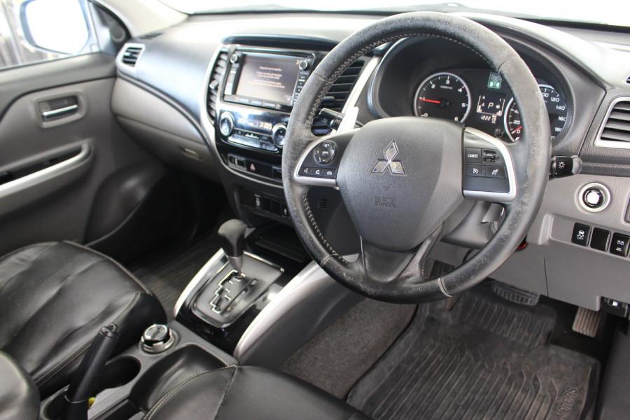 2015 MY16 Mitsubishi Triton MQ MY16 EXCEED Utility Image 7