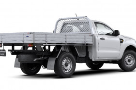 2019 MY19.75 Ford Ranger PX MkIII 4x4 XL Single Cab Chassis Cab chassis Image 3