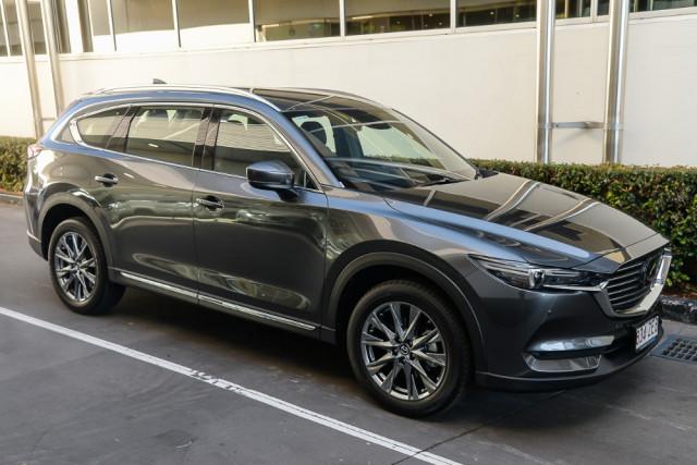 2019 Mazda CX-8 KG Asaki Suv Image 5
