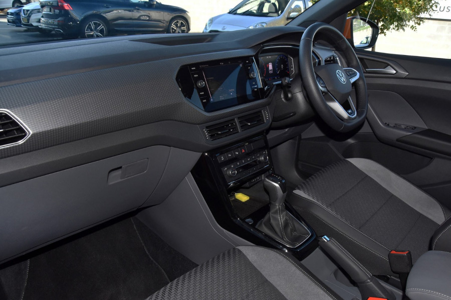 2020 MY21 Volkswagen T-Cross C1 85TSI Style Wagon Image 9