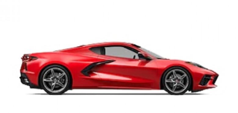 New Chevrolet Corvette