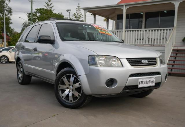 2008 Ford Territory SY SR Wagon
