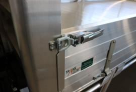 2021 Fuso Canter WIDE CAB 515 Wide Tradesman Tray Tray