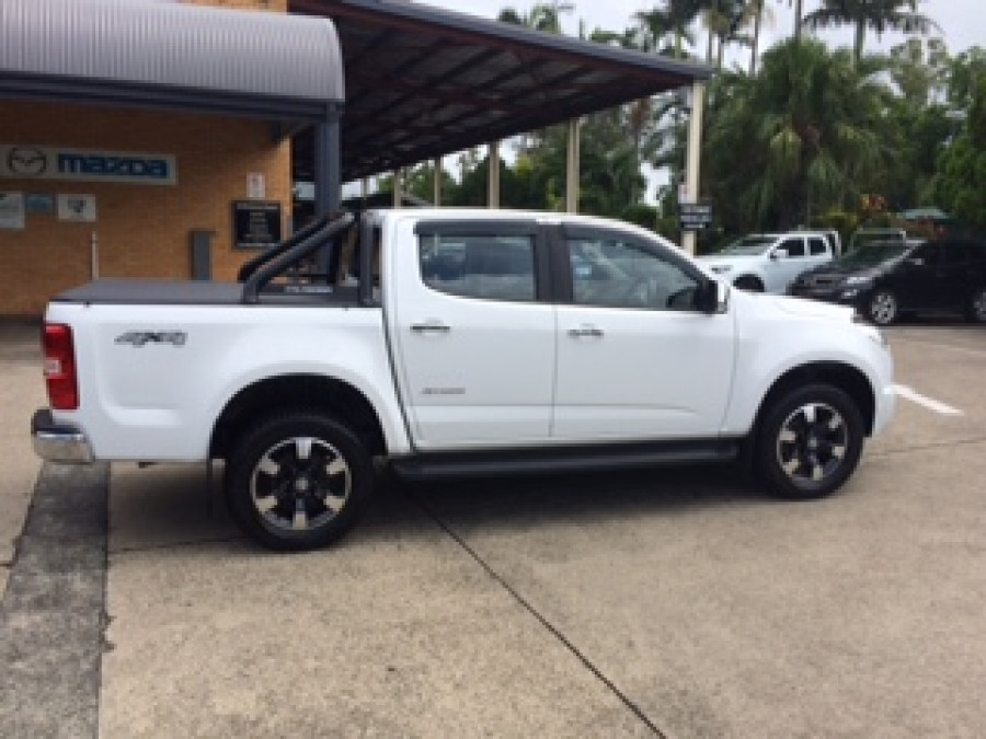 2016 Holden Colorado RG MY16 Storm Utility Image 2