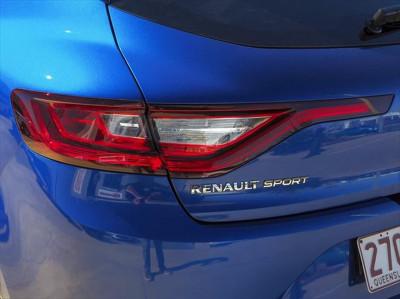 2016 Renault Megane BFB GT Hatchback