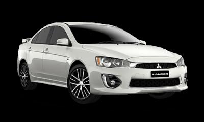 New Mitsubishi Lancer