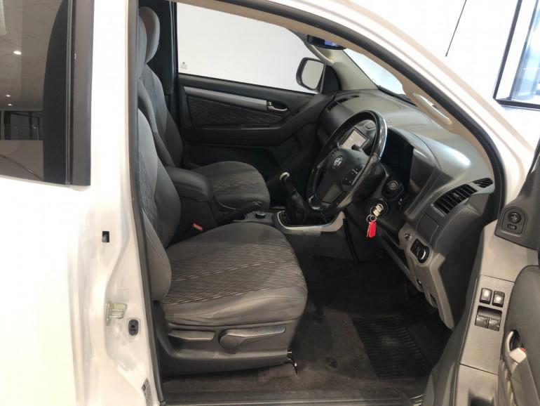 2014 Holden Colorado RG Turbo LS 4x4 space cab
